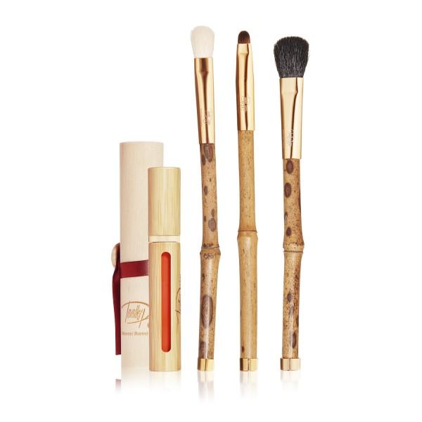 Make-up Set für Lippen und Augen